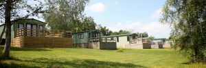 Wild Rose Holiday Park Lawn